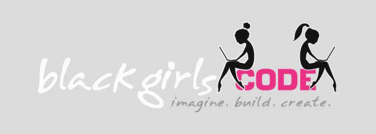 logo for black girls code on Detroit Impact website